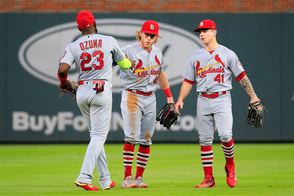 NLDS: St. Louis Cardinals vs. TBD - Home Game 1 (Date: TBD - If Necessary) at Busch Stadium