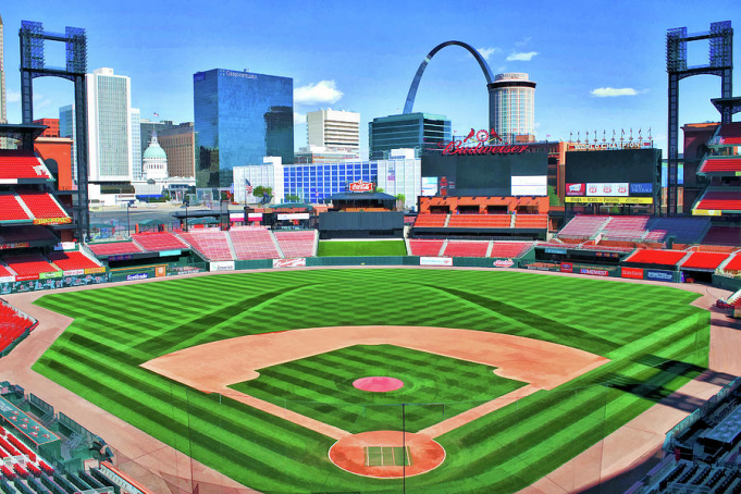 National League Championship Series: St. Louis Cardinals vs. TBD - Home Game 1 (Date: TBD - If Necessary) at Busch Stadium