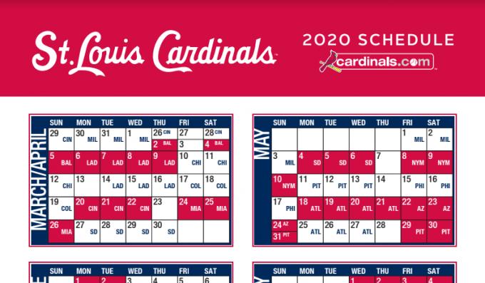 St. Louis Cardinals vs. New York Mets at Busch Stadium